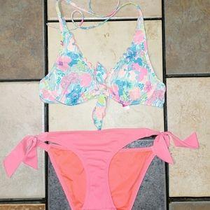 VS Two Piece Bikini Set